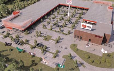 Eröffnung PADO Shopping Park