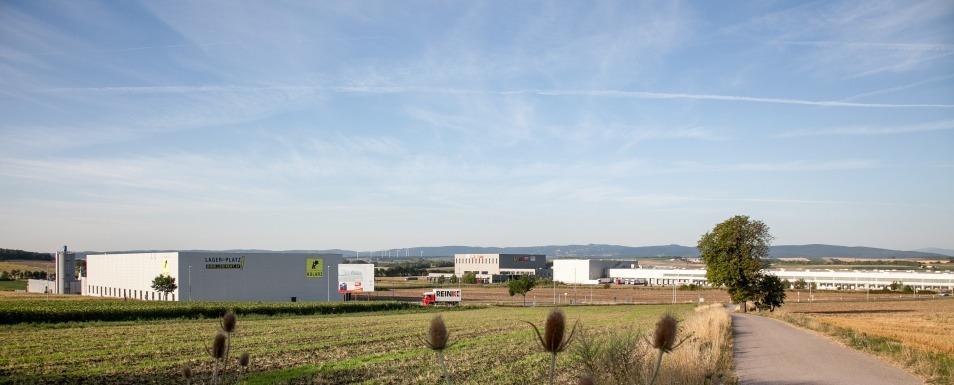 """""""Prickelnde"""" Betriebsansiedlung im Businesspark Müllendorf – Schlumberger plant neuen Produktionsstandort"""