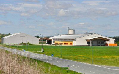Neue Betriebsansiedlung im Businesspark Heiligenkreuz